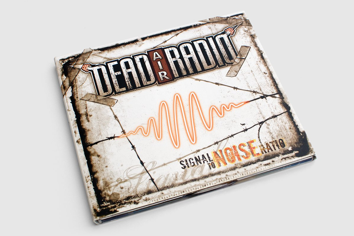 Dead Air Radio - Signal To Noise Ratio - cover