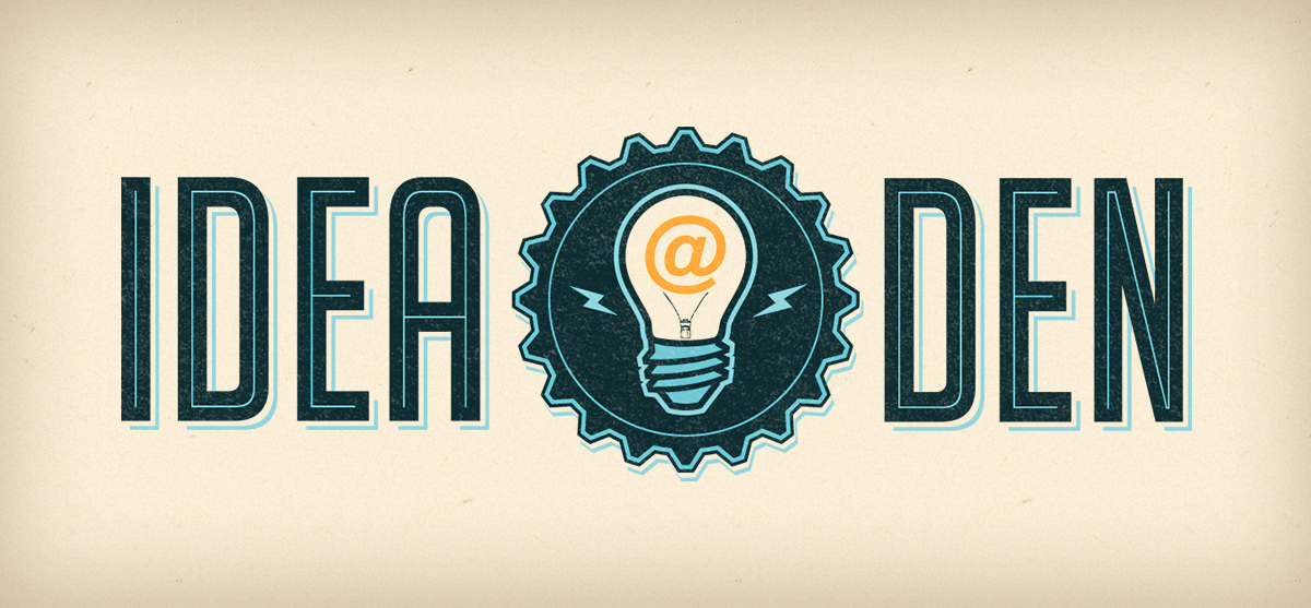 Idea Den - color logo